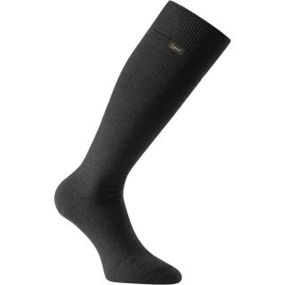 Ski Thermal Socken Unisex schwarz