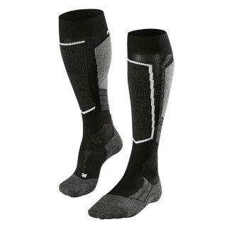 SK2 Socken Damen black grey