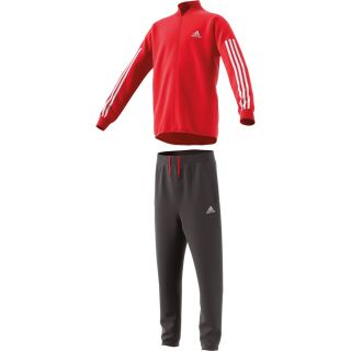Iconic Tracksuit Kinder core red white