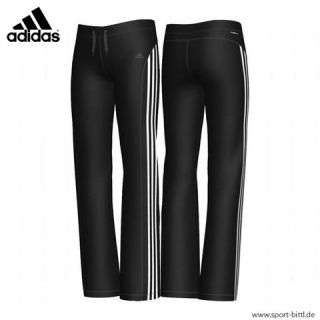 Apparel Workout Pants adidas  Clima365 Core Jazz Pant OH Kinder black