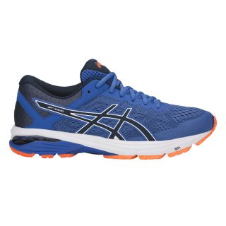 GT-1000 6 Laufschuhe Herren victoria blue dark blue shocking orange