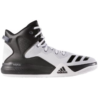 Dual Threat BBall Mid Herren ftwr white core black clear onix