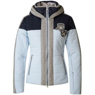 sportalm lucha ski jacket women ice blue at sport bittl shop. Black Bedroom Furniture Sets. Home Design Ideas