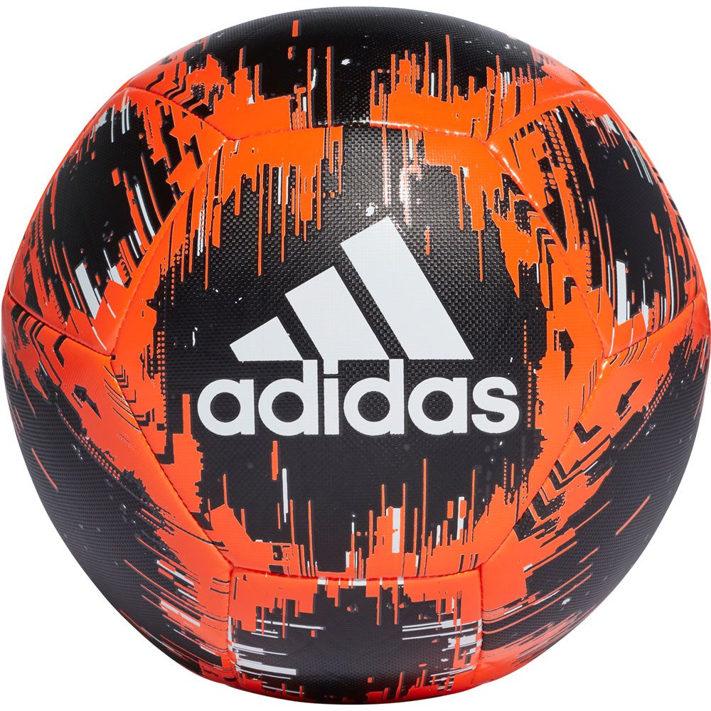 finest selection 3af4b 9e9a5 adidas - adidas Capitano Fußball black solar red off white ...