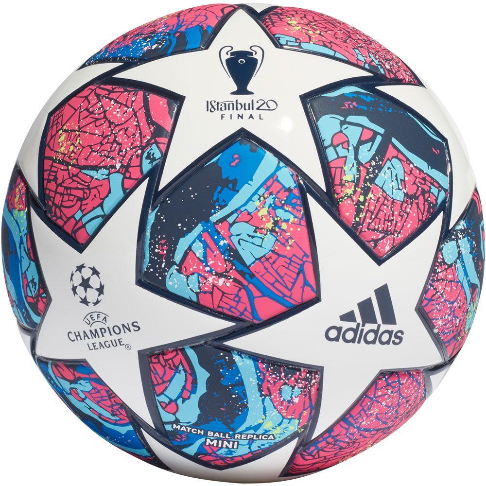adidas - UCL Finale 2020 Istanbul Miniball white pantone ...