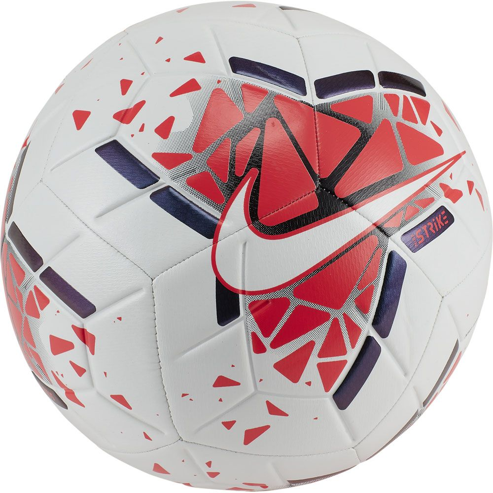 Eyesight visa Drill  Nike - Strike Football white laser crimson metallic blue at Sport Bittl Shop