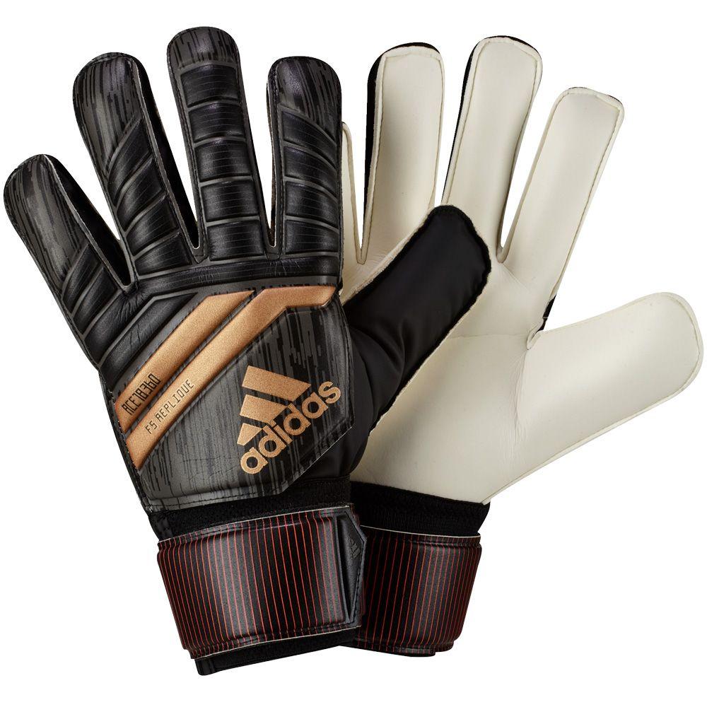 46e49fcb4396 adidas - Predator 18 Fingersave Replique Gloves black at Sport Bittl ...