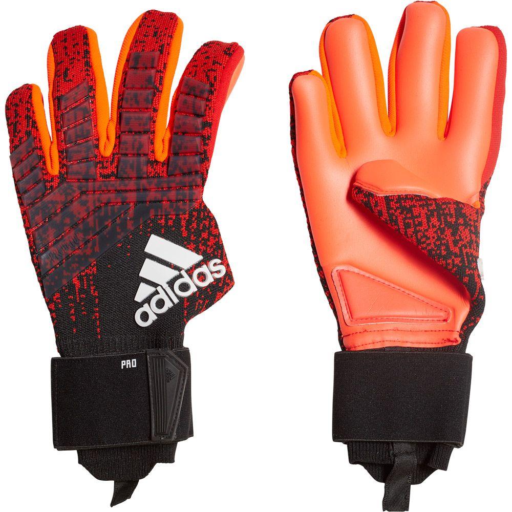 Nike Goalkeeper Gloves Youtube: Predator Pro Goalkeeper Gloves Unisex Active Red