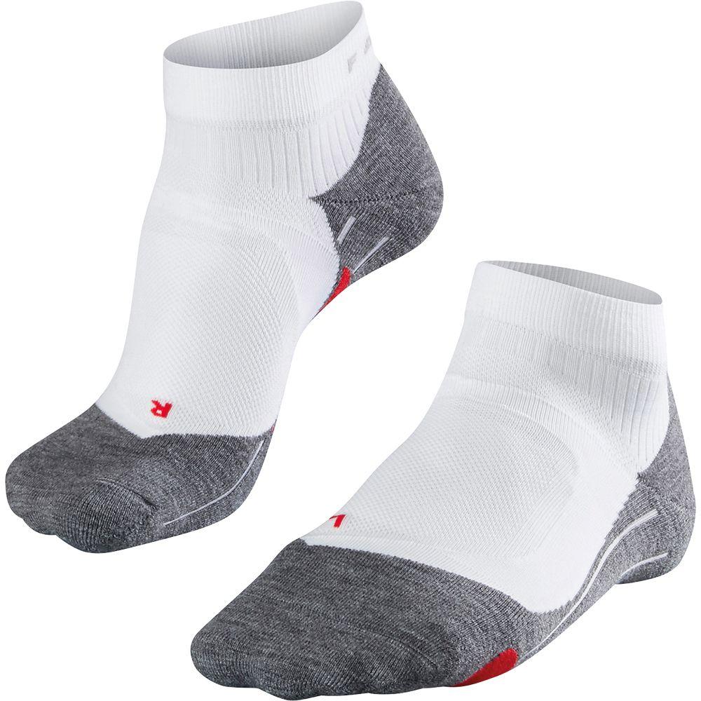 falke ru4 cushion short running socks damen white mix at. Black Bedroom Furniture Sets. Home Design Ideas