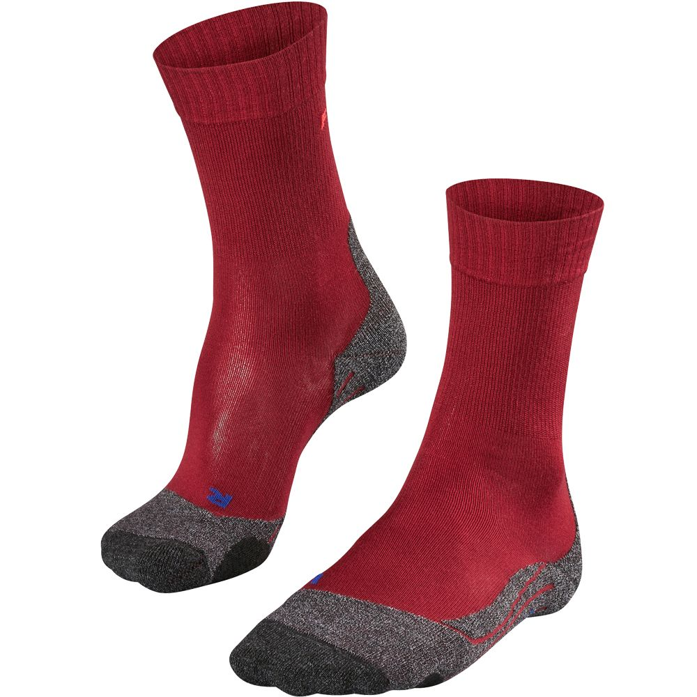 pack of 1 FALKE Womens Tk2 W So Hiking Socks