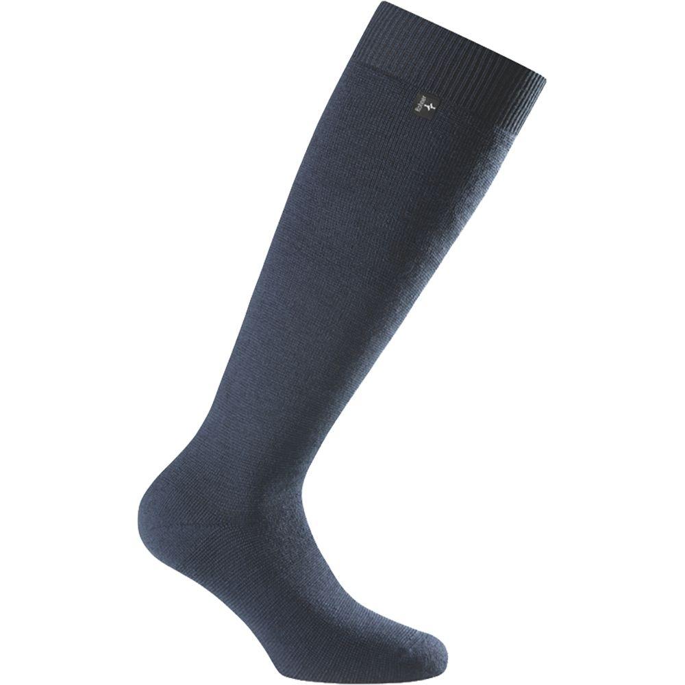 Ski Thermal Socken Unisex blue