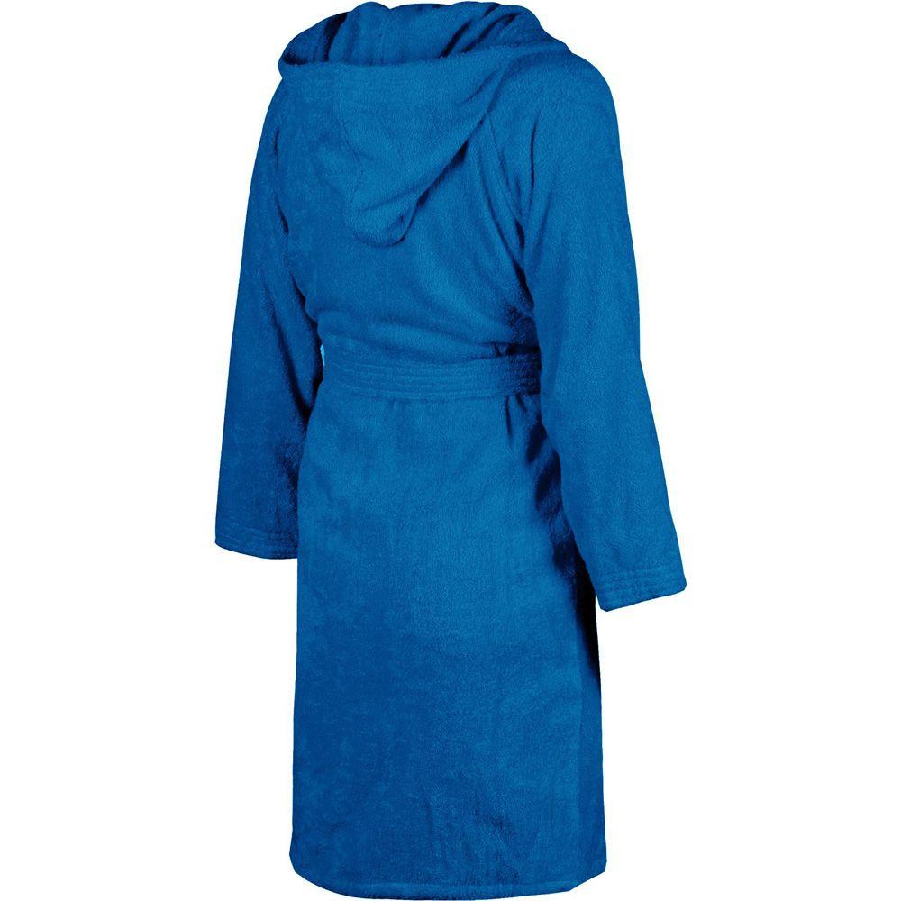 06e811dbd4 Arena - Zodiaco Bathrobe Terry Cloth Men blue at Sport Bittl Shop