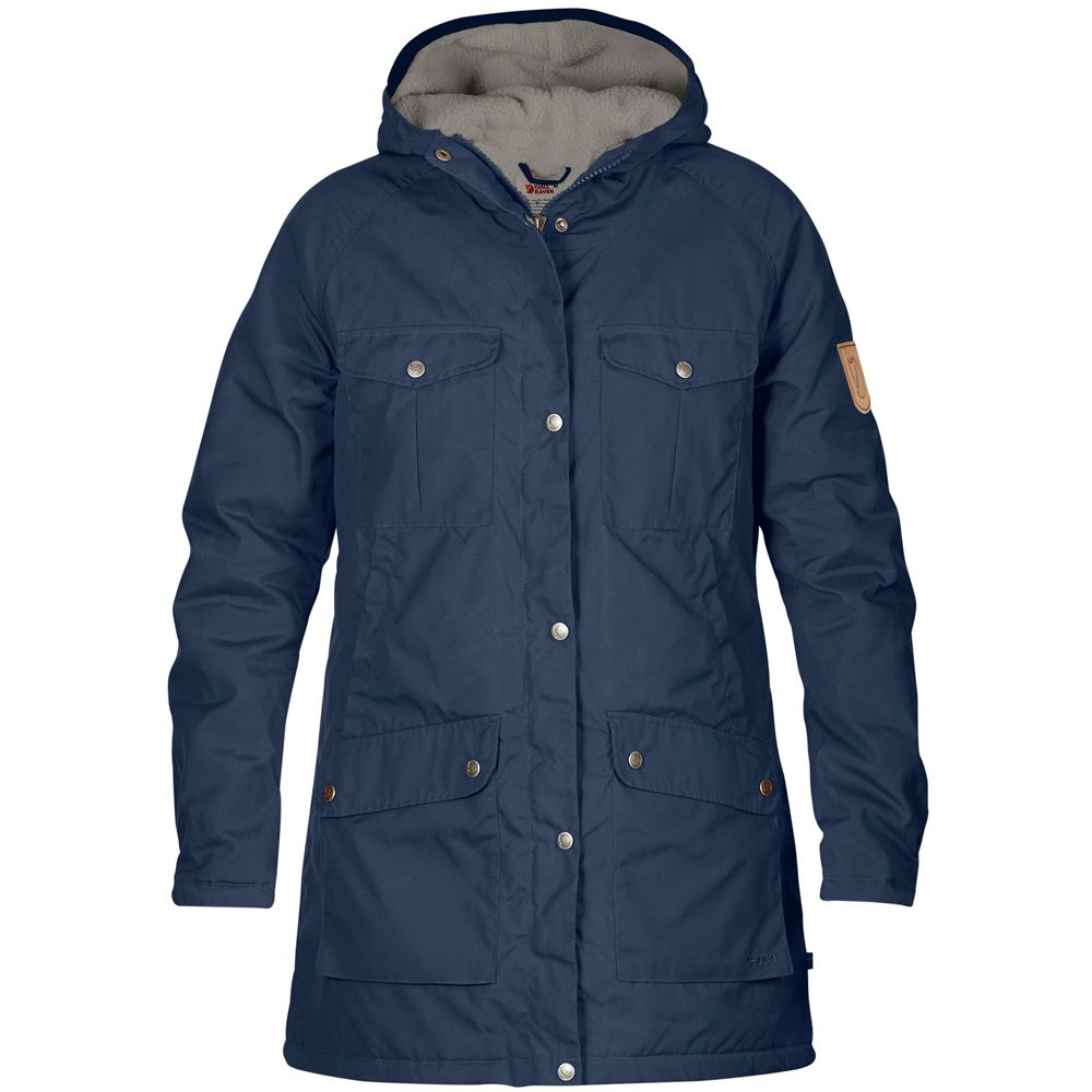 Fjällräven Greenland Winter Parka Damen storm at Sport