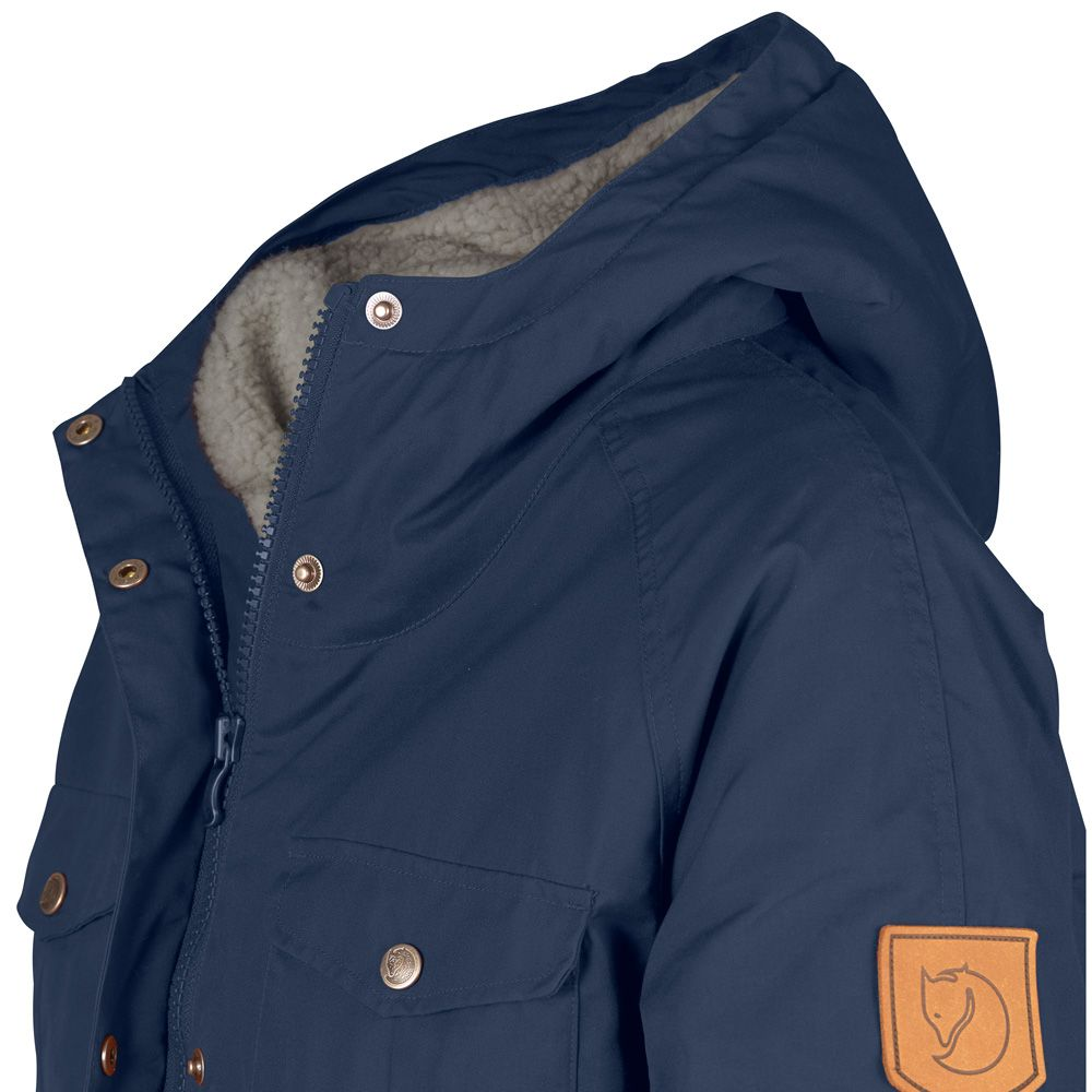 check out db80a f3e74 Fjällräven - Greenland Winter Parka Damen storm at Sport ...