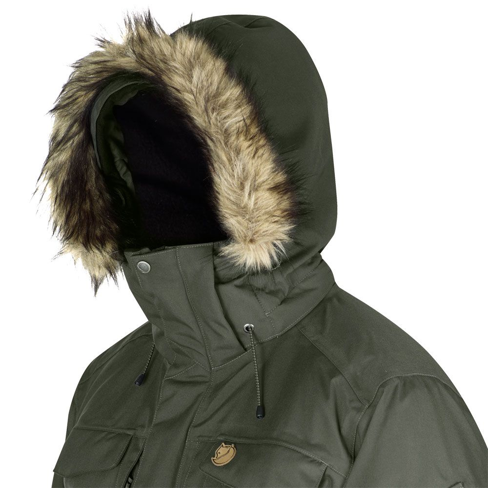 the latest acfad 78abf Fjällräven - Yupik Parka Men mountain grey