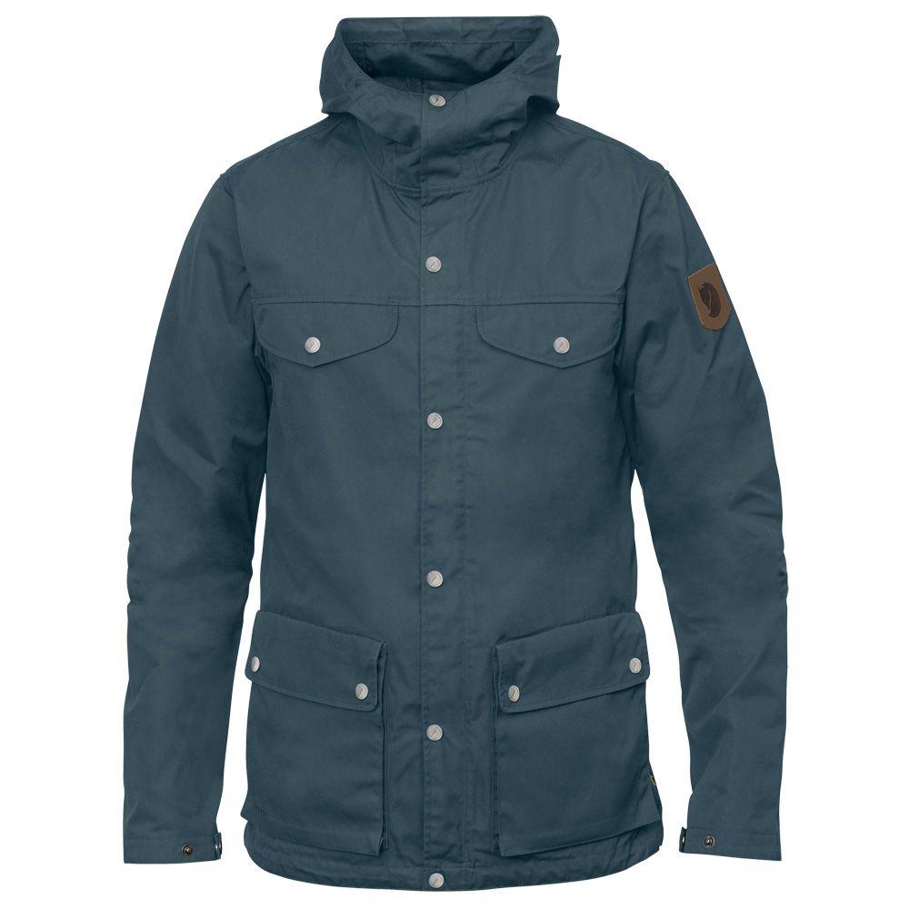 Fjällräven Greenland Outdoor Jacket Men dusk