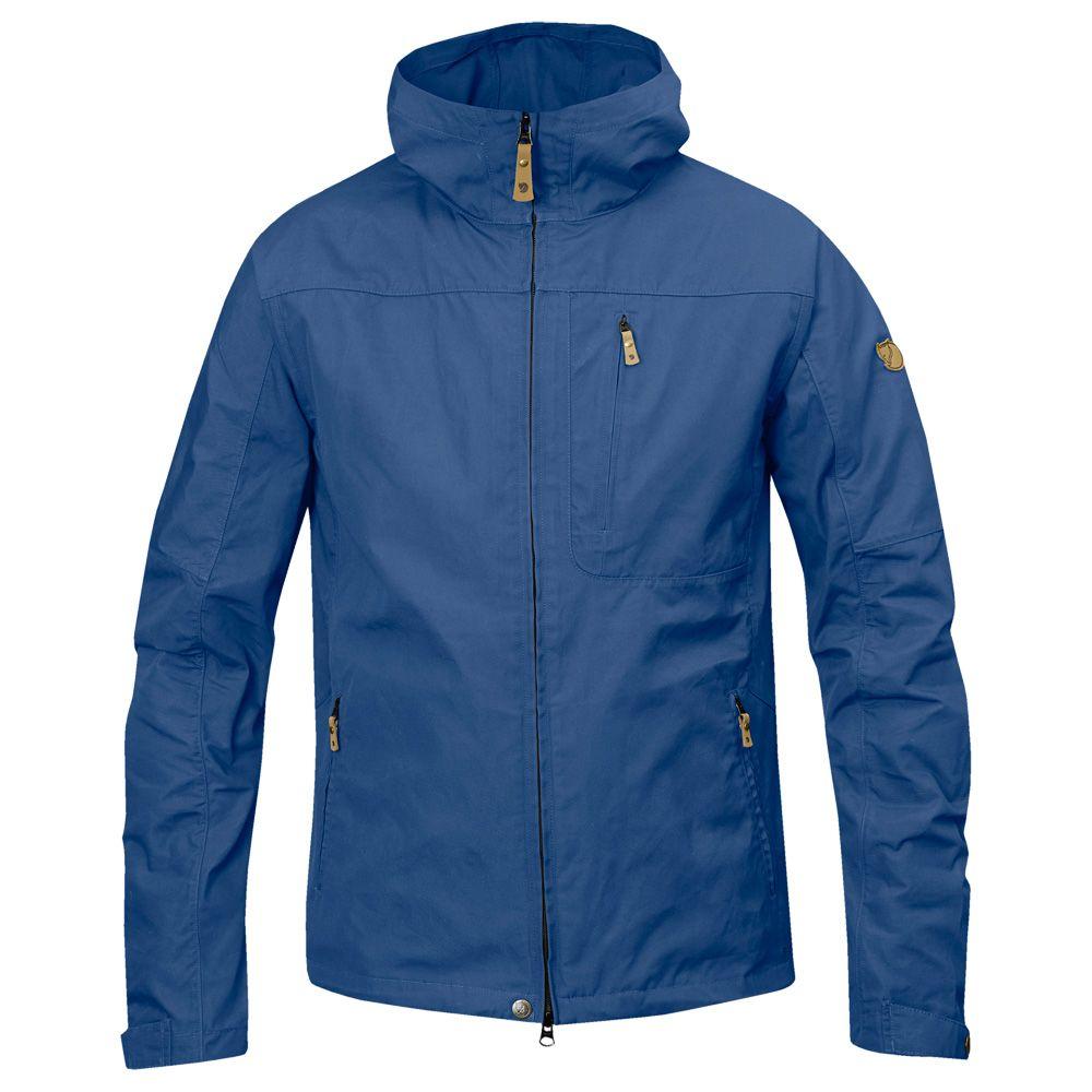 f664b9d32 Fjällräven - Sten Outdoor Jacket Men deep blue