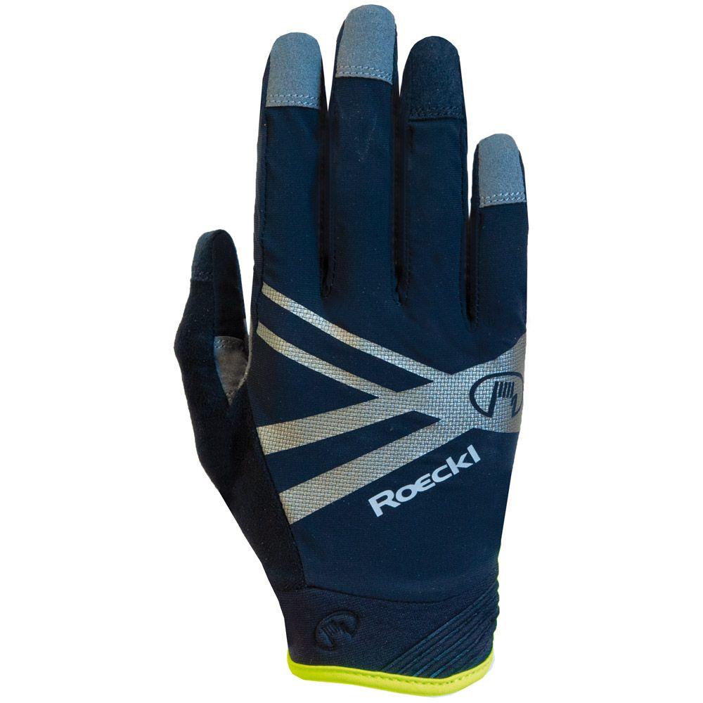 Bike Glove Long Finger Size 9,5 fingerlinge Röckl Bike Top Function Roth