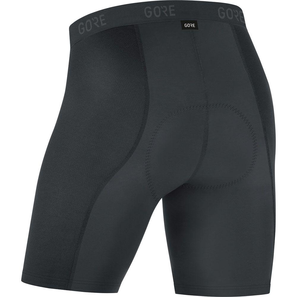 C5 Liner Short Tights+ Men black
