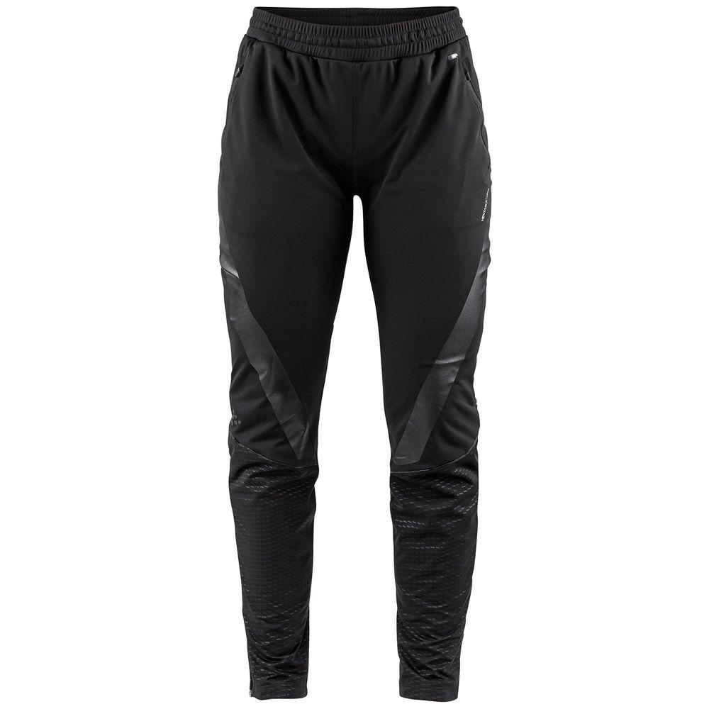 Craft Glide Pants Damen Langlaufhose schwarz