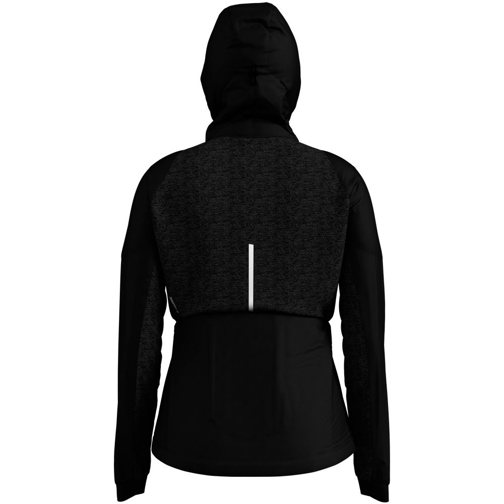 Damen Millennium S Thermic Element Jacke black XS