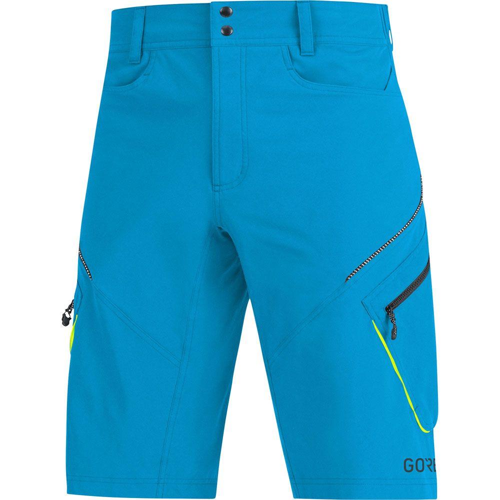 C3 Trail Shorts Men blue