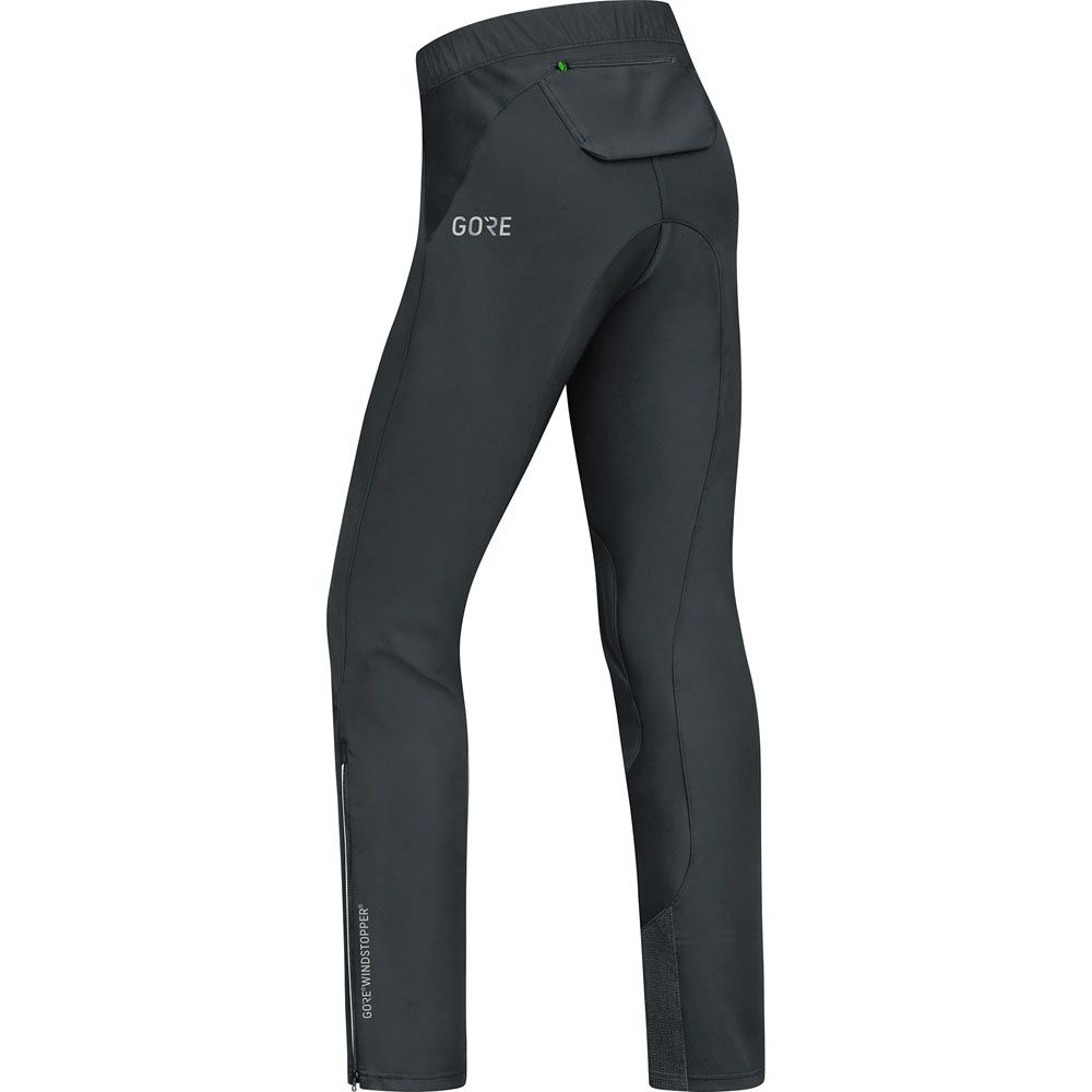 Gore Wear C5 Gore Windstopper Trail Hose Schwarz Mann