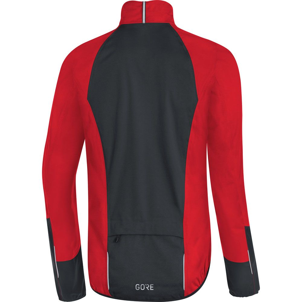 GORE® Wear C5 GTX Active Jacket Men red at Sport Bittl Shop