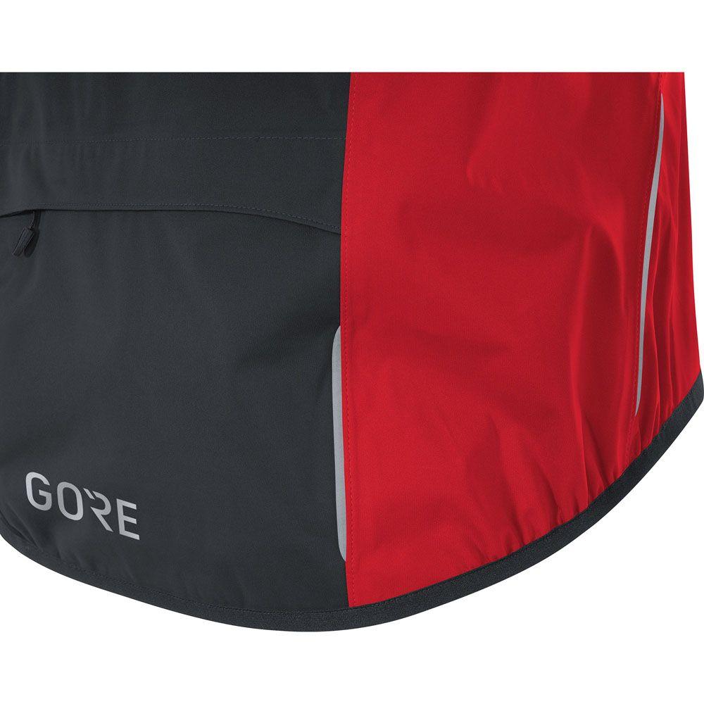 C5 GTX Active Jacket Men red