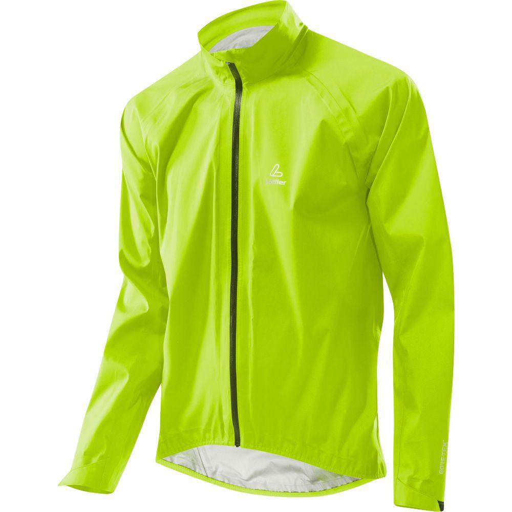 Löffler HR. Bike Jacke Prime GTX Herren lime