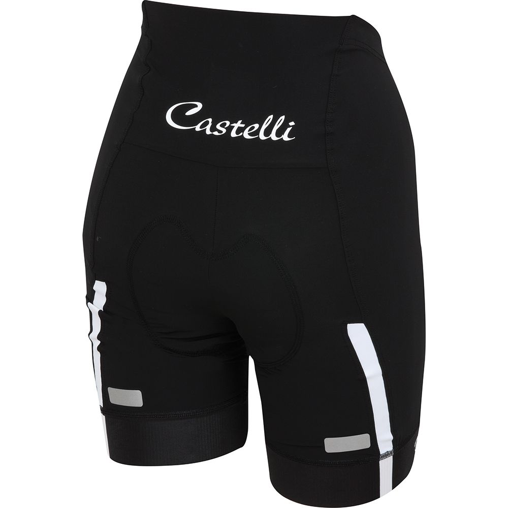 Velocissima Short Damen black white