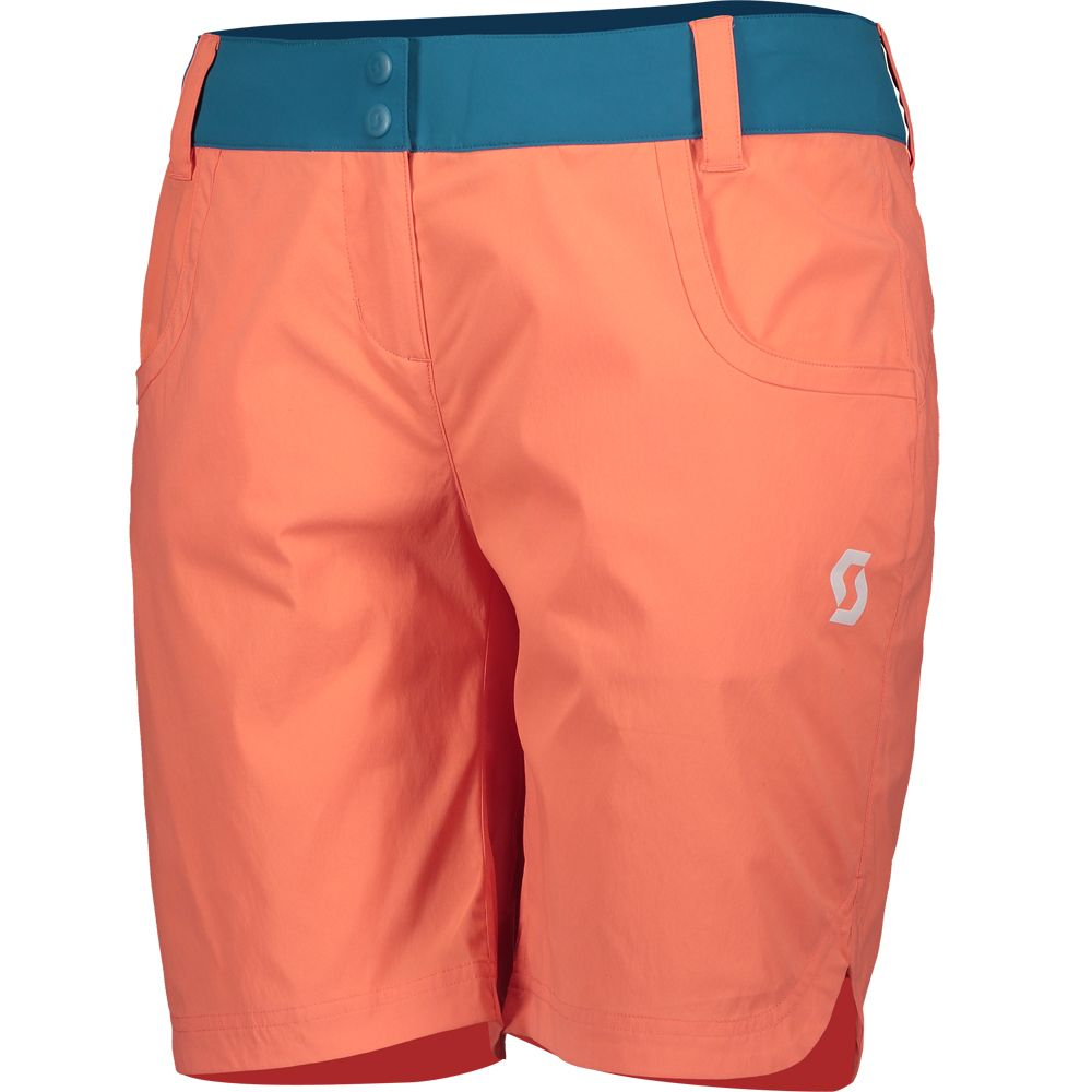 Scott Endurance Womens Bike Short Pants Short Pink 2020