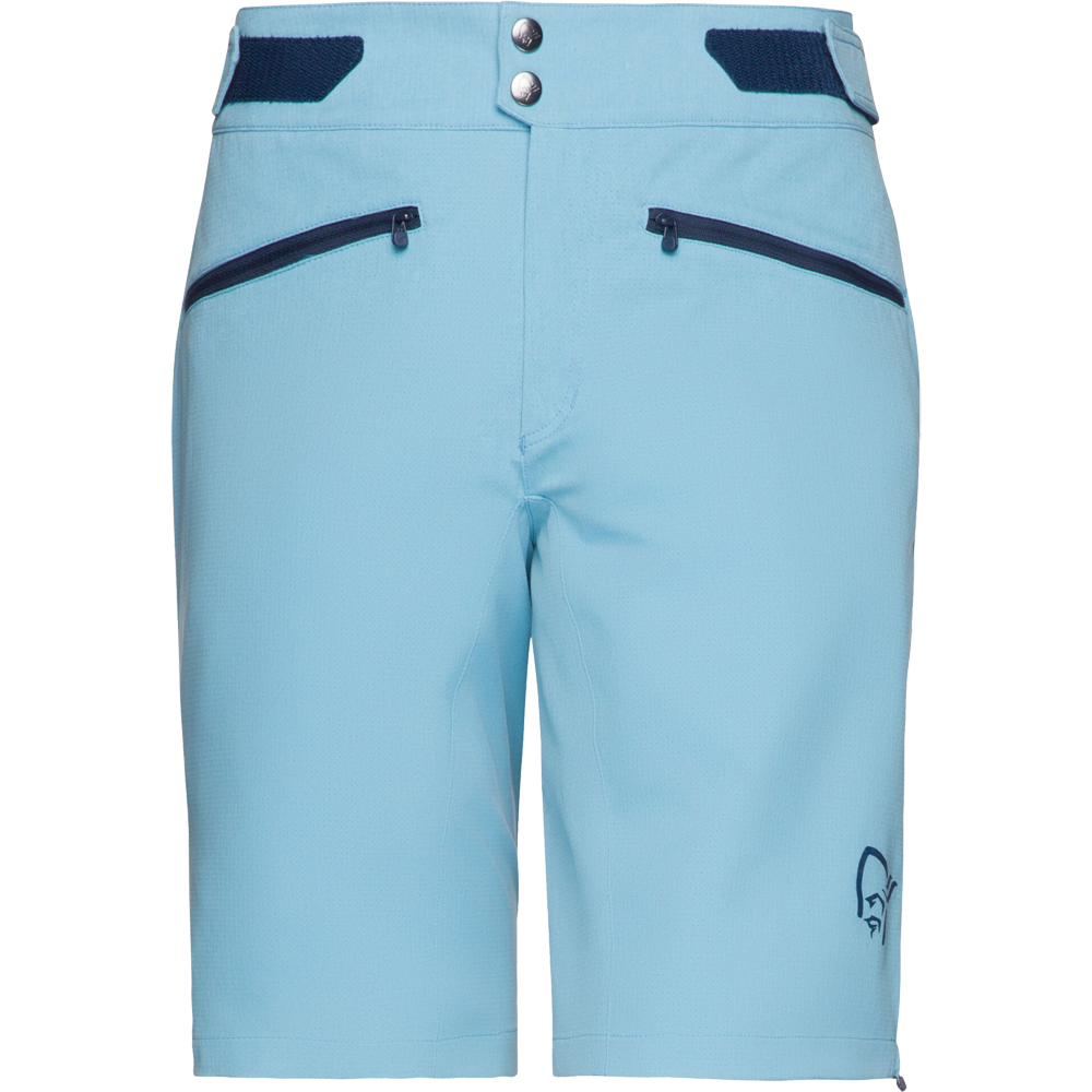 c7c44b61 Norrona - Fjorä Flex1 Lightweight Shorts Women rick blue at Sport ...
