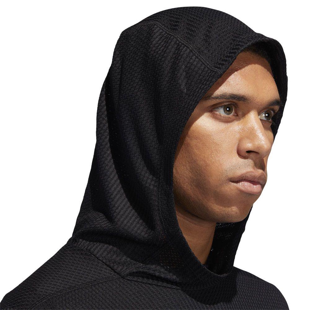 adidas Adapt to Chaos Hoodie Men black at Sport Bittl Shop