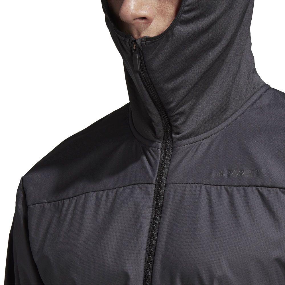 Adidas Terrex Skyclimb Alpha Clothing Adidas Jacket Grey