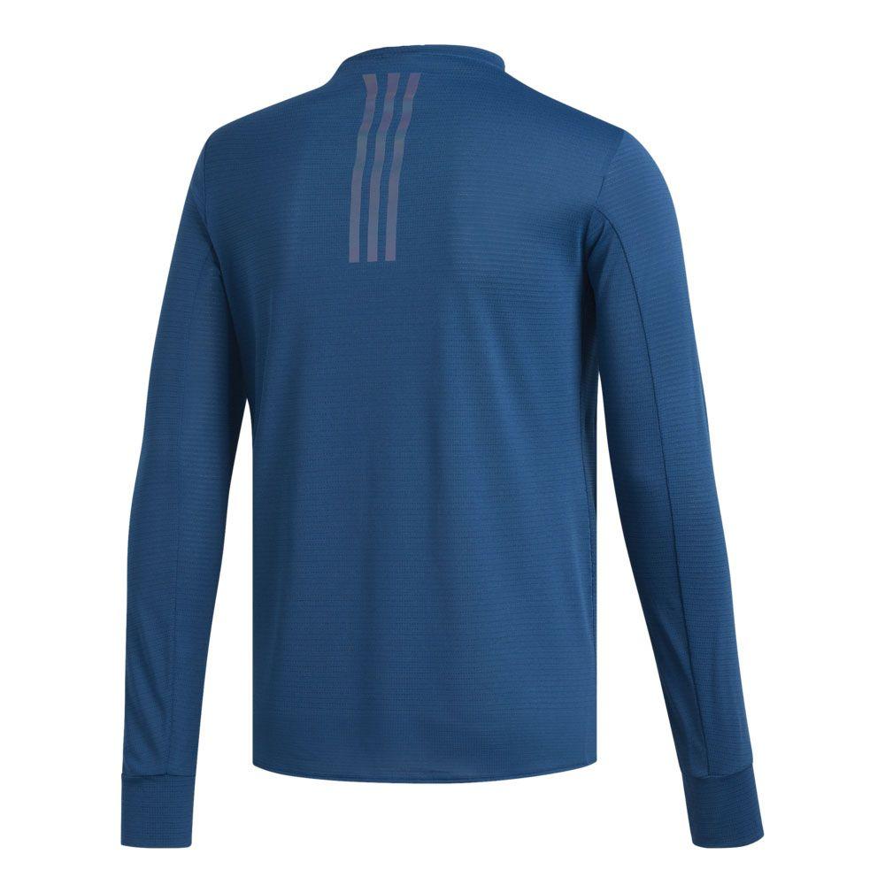 adidas Herren Run 3s Long Sleeved T-Shirt