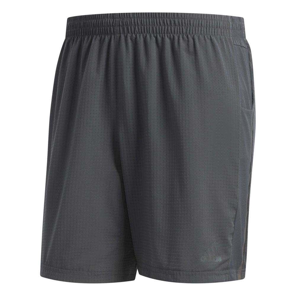 e6470b1a21e adidas - Supernova Shorts Men grey six at Sport Bittl Shop