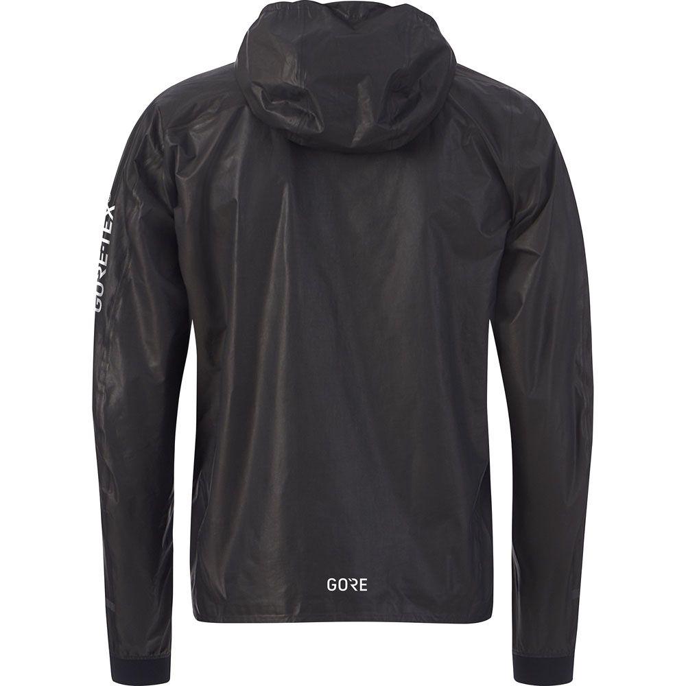 R7 GORE-TEX® SHAKEDRY™ Hooded Jacket man black