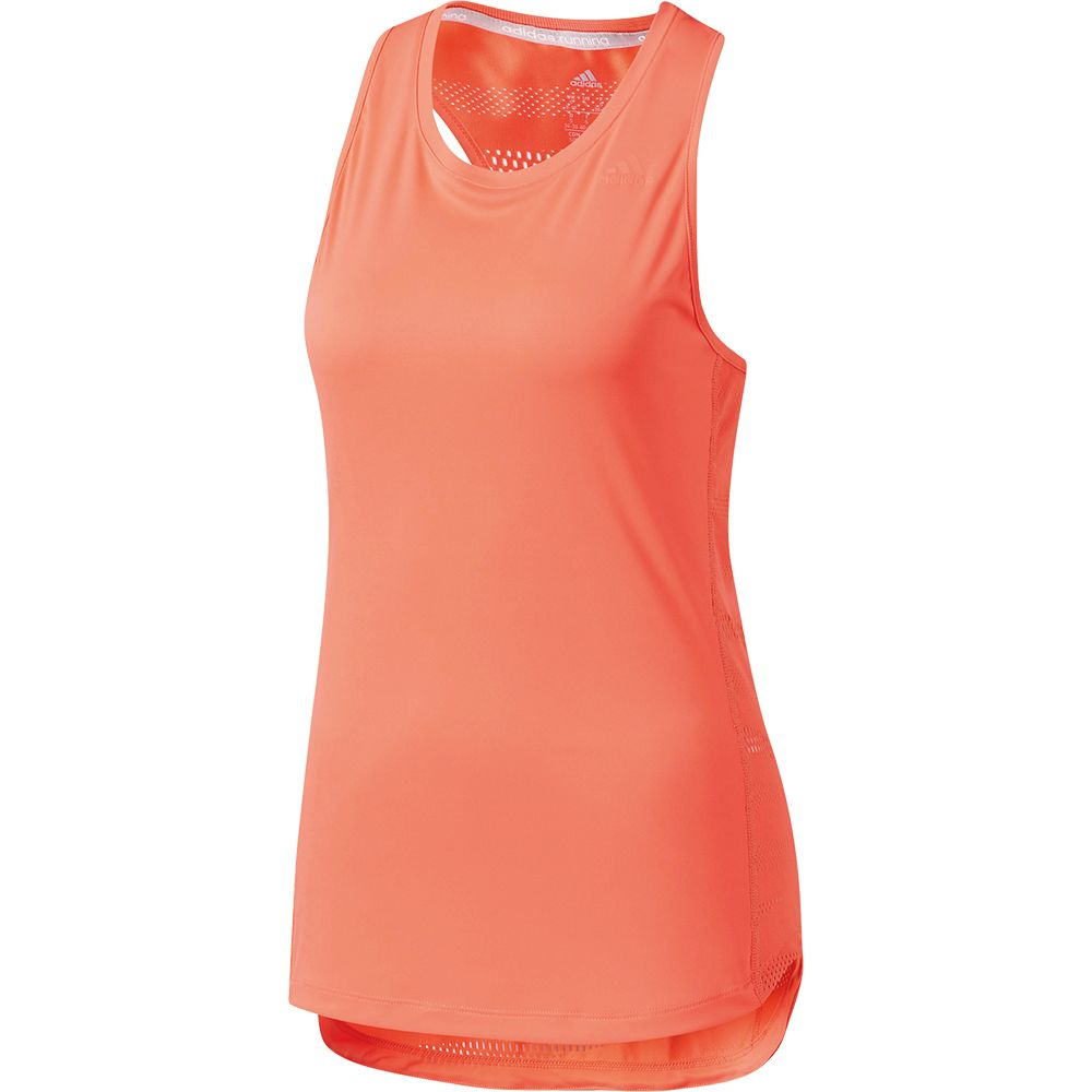e5914698c adidas - Supernova Tko Cool Tank Women easy coral at Sport Bittl Shop