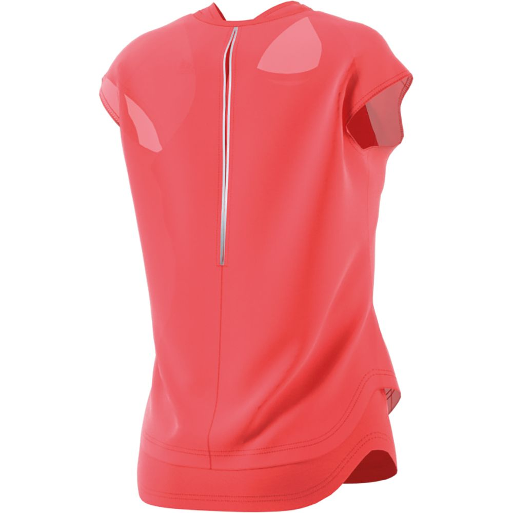 68093be7018c0 adidas - Supernova Tko 2 Layer Short Sleeve Tee Women easy coral at ...