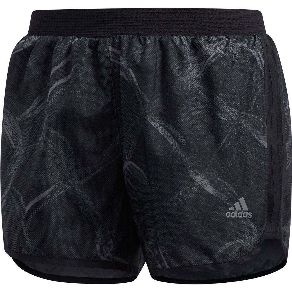 best service ee651 2d7ff adidas Marathon 20 Fences Shorts Women grey four carbon black