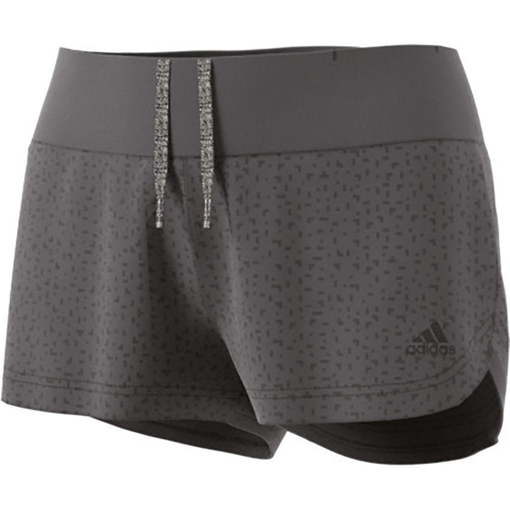 dinero Circunstancias imprevistas Marte  adidas - Supernova Glide Shorts Women grey five at Sport Bittl Shop