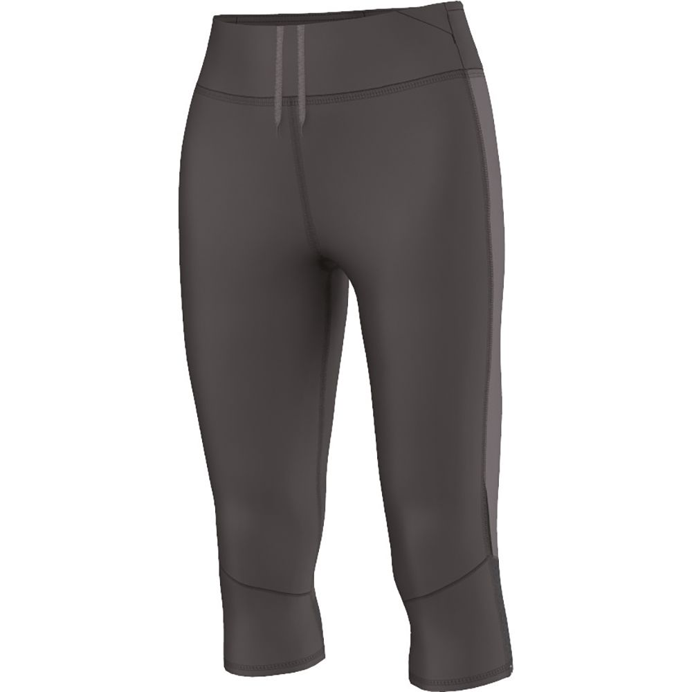 c0baa86113f4e4 adidas - Supernova 3/4 Tights Women utility black at Sport Bittl Shop