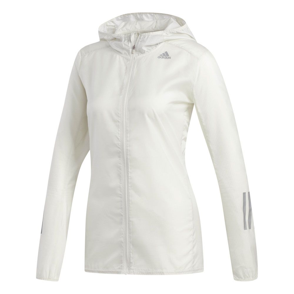 new high quality good looking best sell adidas - Response Jacke Damen raw white