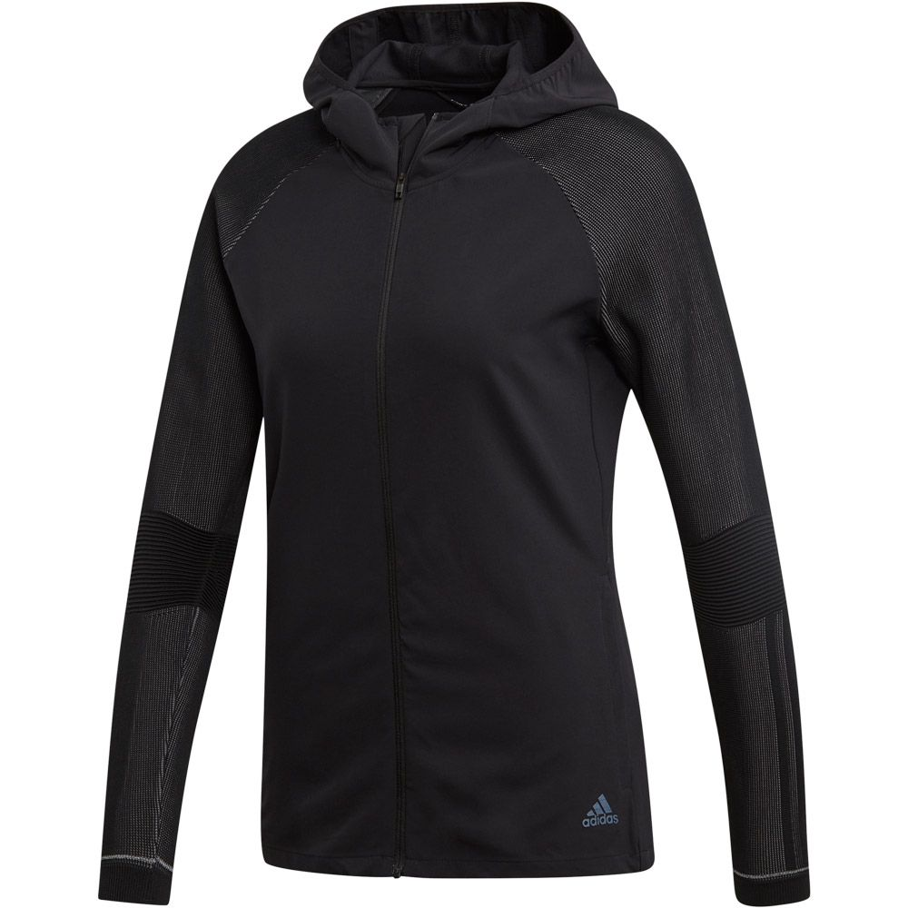 adidas PHX II Running Jacket Women black grey six