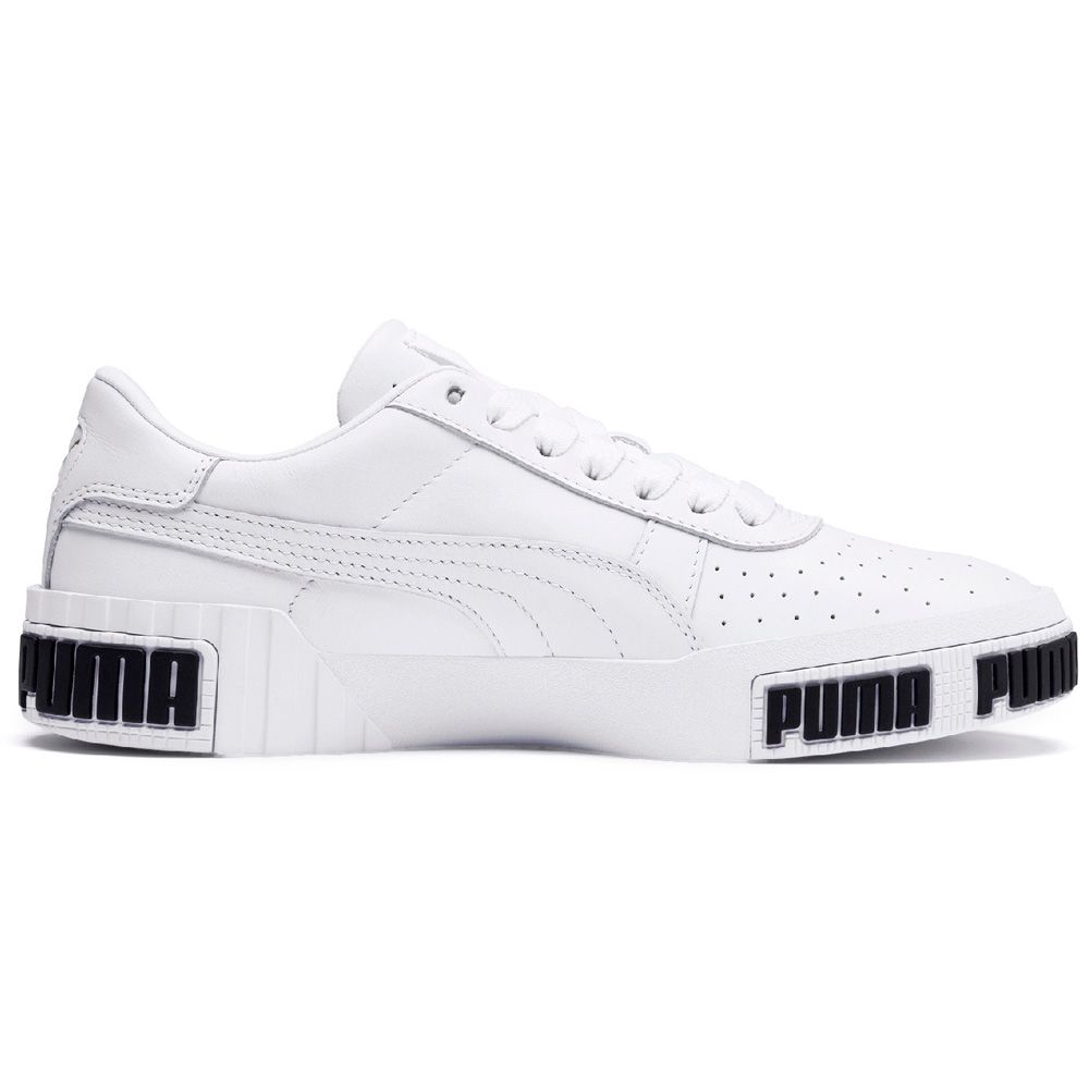 Puma - Cali Bold Wn's Sneaker Women puma white metallic gold