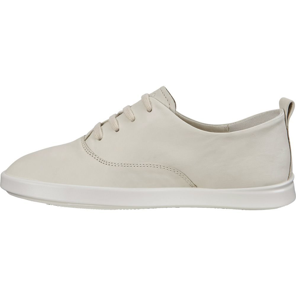 Ecco Leisure Sneaker Damen shadow white kaufen im Sport