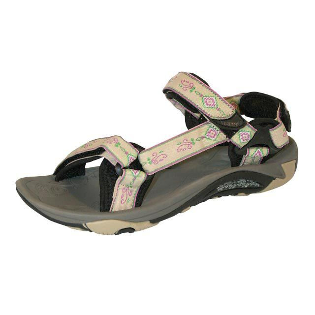 0a4375620a19 Northland - Acite L´s Sandals Women taupe pink at Sport Bittl Shop