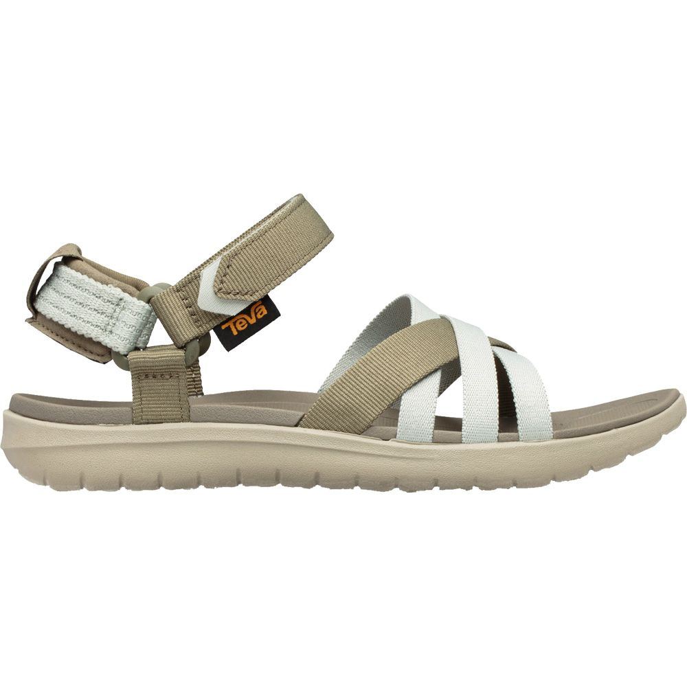 Teva Sanborn Women burnt olive seaform