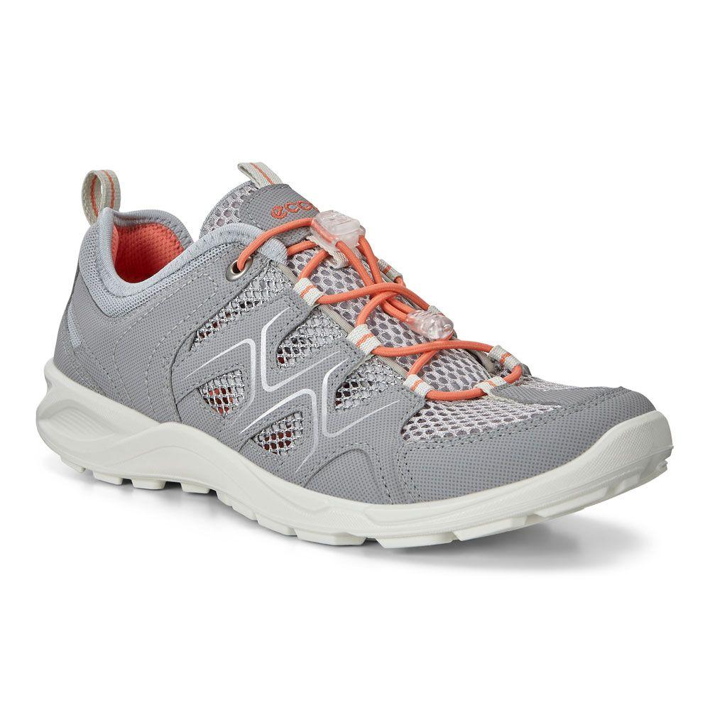 Sneaker Women silver grey silver